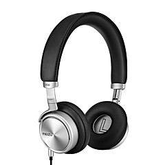 cheap Over-Ear Headphones-MEIZU MEIZU HD50 On Ear / Headband Wired Headphones Plastic Mobile Phone Earphone with Volume Control / with Microphone Headset