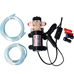 The Automobile Engine 12V Self-Priming Pump Electric Switch Oil Pump Gear Oil Suction Pump Kyona