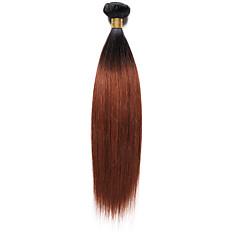 Χαμηλού Κόστους Εξτένσιος μαλλιών με ανταύγιες-Ινδική Yaki Φυσικά μαλλιά Υφάνσεις ανθρώπινα μαλλιών Υφάνσεις ανθρώπινα μαλλιών Επεκτάσεις ανθρώπινα μαλλιών