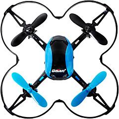 billige Fjernstyrte quadcoptere og multirotorer-RC Drone UDI R/C U839 4 Kanaler 6 Akse 2.4G Fjernstyrt quadkopter LED Lys Flyvning Med 360 Graders Flipp Fjernkontroll USB-kabel 1