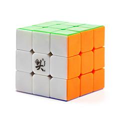 billiga Leksaker och spel-Rubiks kub DaYan 3*3*3 Mjuk hastighetskub Magiska kuber Pusselkub professionell nivå Hastighet Klassisk & Tidlös Leksaker Pojkar Flickor Present