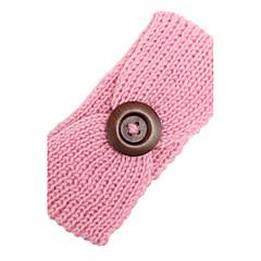 baratos Acessórios para Crianças-Para Meninas Para Meninos Acessórios de Cabelo Todas as Estações Roupa de Malha, Bandanas - Fúcsia Vermelho Azul Rosa claro Melancia