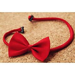 tanie Akcesoria dla dzieci-Krawaty i muszki - Dla chłopców - Zima Lato Na każdy sezon - Organic Cotton Black Czerwony