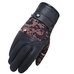 tanie Rękawiczki motocyklowe-Full Finger Nylon Bawełna Motocykle Rękawiczki