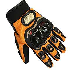Lange Vinger Nylon Nylon motorfietsen Handschoenen