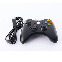 cheap Xbox 360 Accessories-USB Controllers - Xbox 360 Gaming Handle Wired