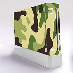 billiga Wii-tillbehör-B-SKIN Klistermärke Till Wii U ,  Originella Klistermärke pvc 1pcs enhet
