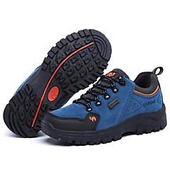 billige Skotøy og tilbehør-ZL02 Hikingsko Fjellsko Herre Dame Unisex Anti-Skli Demping Innvirkning Vanntett Anvendelig Pustende Slitasje-sikker ElektriskYtelse