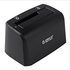 Orico 6519 start 2.5 inch 3.5 inch harde schijf base zelfstandig harde schijf met een mobiele harde schijf doos willekeurige kleur