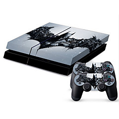 cheap PS4 Accessories-B-SKIN PS4 Bags, Cases and Skins - PS4 Novelty #