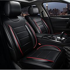 billige Setetrekk til bilen-Setetrekk til bilen Setetrekk Svart / Beige / kaffe PU Leather Forretning for Universell