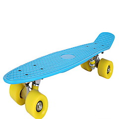 Standard Skateboards PU Black Yellow Red Green Blue