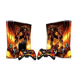 お買い得  Xbox 360 用アクセサリー-B-SKIN *BO*360S USB バッグ、ケースとスキン ステッカー - Xbox 360 アイデアジュェリー ワイヤレス #