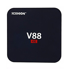SCISHION V88 Android 5.1 TV-boksi RK3229 1GB RAM 8Gt ROM Neliydin
