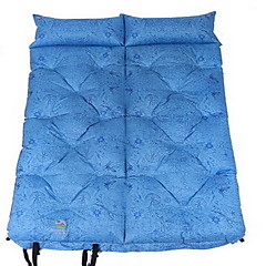 Inflated Mat Moistureproof/Moisture Permeability Dust Proof Static-free Compression Breathability PVC PVC for Camping Outdoor Autumn