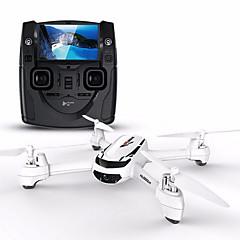 billige Fjernstyrte quadcoptere og multirotorer-Drone Hubsan H502S 4 Kanaler 6 Akse Med 720 P HD-kamera FPV LED-belysning En Tast For Retur Auto-Takeoff Feilsikker Hodeløs Modus Tilgang
