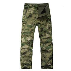 Pantaloni Camuflaj de vanatoare Impermeabil Keep Warm Rezistent la Vânt Căptușeală Din Lână Izolate Purtabil Respirabil Protector Unisex