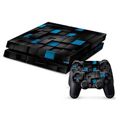 tanie PS4: akcesoria-B-SKIN PS4 PS / 2 Torby, futerały i skórki - PS4 Zabawne #
