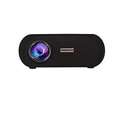 tanie Projektory-P-368 LCD Mały projektor LED Projektor 1000~1999 lm Wsparcie XGA (1024x768) Ekran