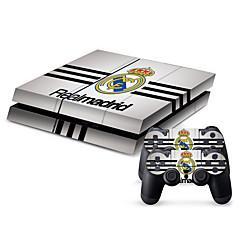 זול -B-SKIN מדבקה עבור PS4 ,  מדבקה PVC 1 pcs יחידה