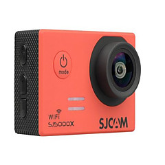 SJ5000X Sports Action Camera 16MP 4000 x 3000 WiFi Adjustable Waterproof wireless 30fps 4x ±2EV 2 CMOS 32 GB H.264English French German