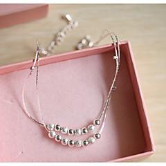 ankelen / armbånd form funksjonen materialet materialet som vises farge kvinners smykker kvantitet