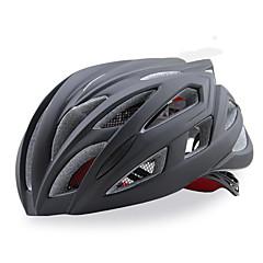 Dames Heren Unisex Fietsen Helm 21 Luchtopeningen Wielrennen Fietsen Bergracen Wegwielrennen Recreatiewielrennen XL: 63-67 cm One-SizePC