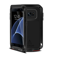 Pentru Samsung Galaxy S7 Edge Anti Șoc Maska Corp Plin Maska Armură Metal Samsung S7 edge / S7 / S6 edge plus