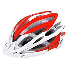 スポーツ 男女兼用 バイク ヘルメット 31 通気孔 サイクリング サイクリング マウンテンサイクリング ロードバイク レクリエーションサイクリング L:58-61CM PC EPS レッド グレー ブラック ブルー