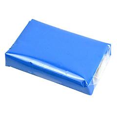 barra de argila mágica para carros e caminhões auto detalhando limpador de carro máquina de lavar bug e azul tar 150g removedor