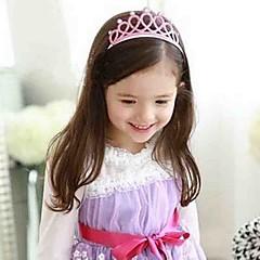 baratos Acessórios para Crianças-Infantil Para Meninas Pele Artificial Acessórios de Cabelo / Elásticos de Cabelo / Pente para Cabelo / Bandanas