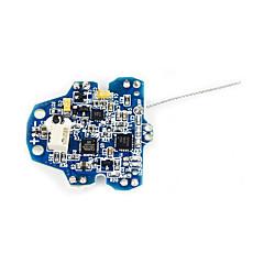 FQ777 1個 レシーバ RCクワッドローター メタル