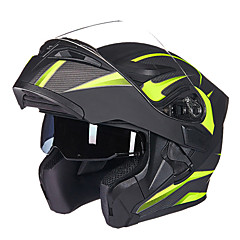 tanie Kaski i maski-GXT 902 motocykli samochody elektryczne podwójne soczewki przeciwmgielne open face kask full cover unisex kolorowe