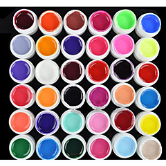 36st Mixs Pure Color UV Color Gel(8ml)