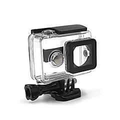 tanie Kamery sportowe i akcesoria GoPro-Wodoszczelna obudowa Wodoodporne Wygodny Dla Action Camera Xiaomi Camera Narciarstwo Nurkowanie Surfing Skoki ze spadochronem Wspinaczka