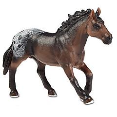 billiga Action- och leksaksfigurer-Häst Skyltfönstermodeller Djur / Simulering Klassisk & Tidlös / Chic och modern polykarbonat / Plast Flickor Present 1 pcs