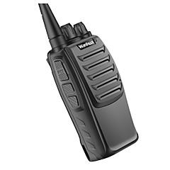 billige Walkie-talkies-wanhua 26 Walkie-talkie Håndholdt Dobbelt bånd Overvågning >10 km >10 km 16 5 Walkie Talkie Toveis radio