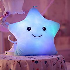 olcso -Hulla Zvijezda LED világítás Punjene i plišane igračke Kreatív Elbűvölő & Drámai Rajzfilmfigura Újonnan érkező Szeretetreméltő Édes