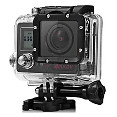 2017 New 4K Ultra HD Action Camera Amkov AMK7000S TFT WiFi Action Camera DV with 170 Degree View Angle Remote Control Watch