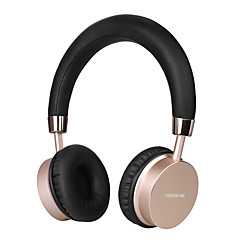billige Bluetooth-hodetelefoner-K5 På øret Pannebånd Trådløs Hodetelefoner dynamisk Aluminum Alloy Mobiltelefon øretelefon Støyisolerende Med mikrofon Med volumkontroll