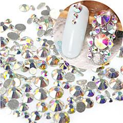 1 bag Nail Art Decoration tekojalokivi Pearls meikki Kosmeettiset Nail Art Design