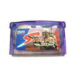 Nenhuma Cartões de Memória Para Nintendo DS Nintendo 3DS New GBC / GBA / GBASP / GBM Mini