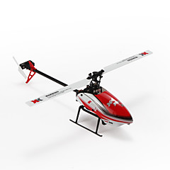 cheap RC Helicopters-RC Helicopter WL Toys K120 6CH 6 Axis 2.4G Brushless Electric - Ready-to-go Upside Down Flight Remote Control / RC Flybarless