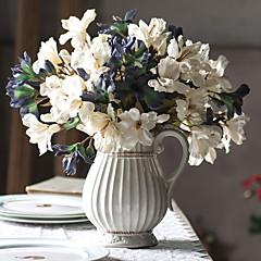 ieftine -10 ramură Others Față de masă flori Flori artificiale