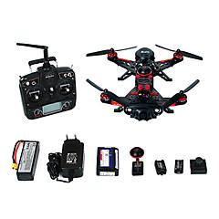 RC ドローン Walkera Runner250(R) 6チャンネル 3軸 5.8G カメラ付き ラジコン・クアッドコプター カメラを制御します GPS測位 カメラ付き ラジコン・クアッドコプター リモコン カメラ USB ケーブル 1 ドローン用バッテリー 取扱説明書