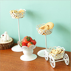 cheap -Iron Wedding Cake Stand Creative Desserts Table Decor Wedding Ornaments