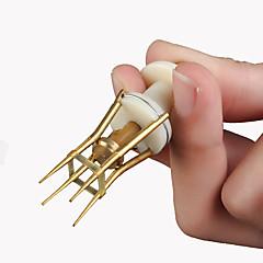 1 Stück Fischen-Werkzeuge Gold-Blau-Rücken g Unze mm Zoll,Metall Angeln Allgemein