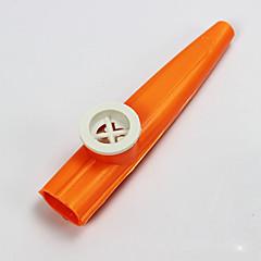 muovi punainen / sininen / violetti / vihreä / keltainen kazoo lapsille soittimia lelu