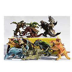 Draci a dinosaury Hračky Obrázky dinosaurů Velociraptor Jurský dinosauř Tyrannosaurus Triceratops Dinosaurus Tyrannosaurus rex Zvířata