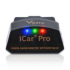 Superenergiespar vgate icar pro Bluetooth 4.0 obdii obd2 elm327 Adapter Prüfung Motor Diagnose-Tool Fehlercode für Android ios